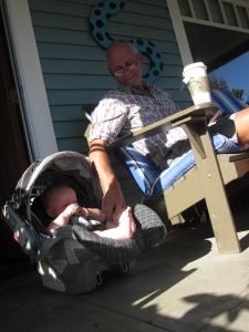 Marin and Grandpa J