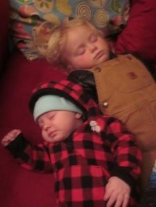 Sleeping Girls