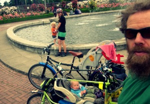 Bikes Fountain