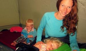 IMG_5745 Chelle & Girls Tent