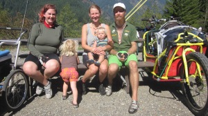 Danaka + Burke Family at Snoqualmie Pass
